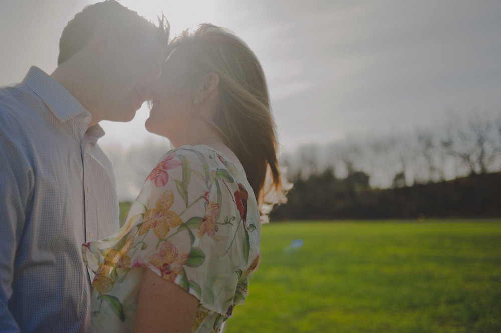 Natirar engagement photography