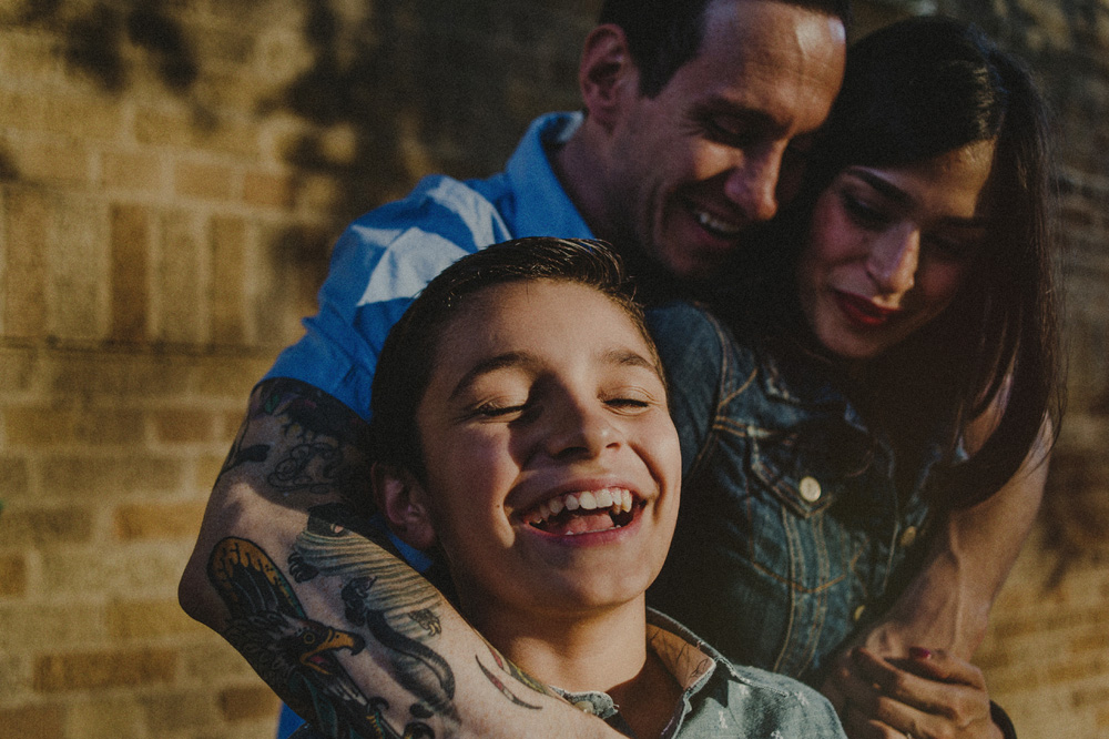 Natural light family photographer