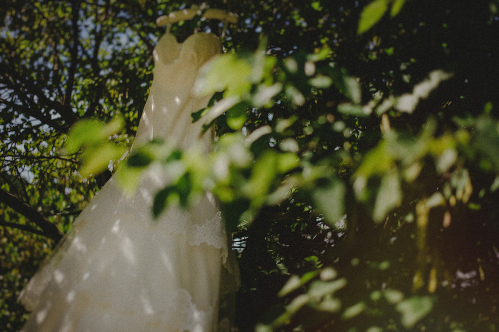 Glasbern Inn wedding PA