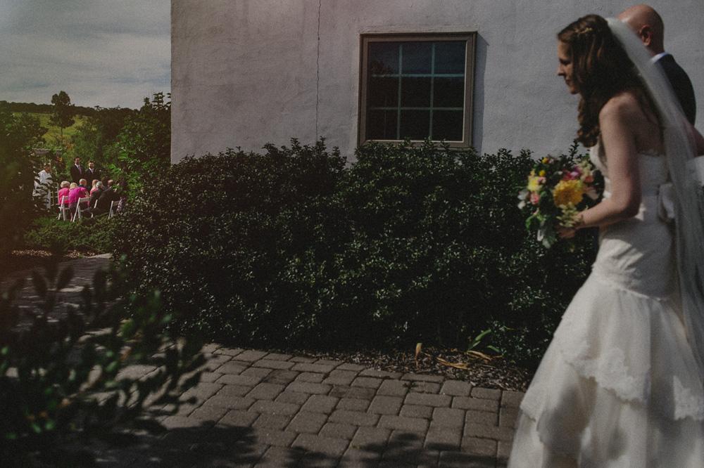 organic wedding photography