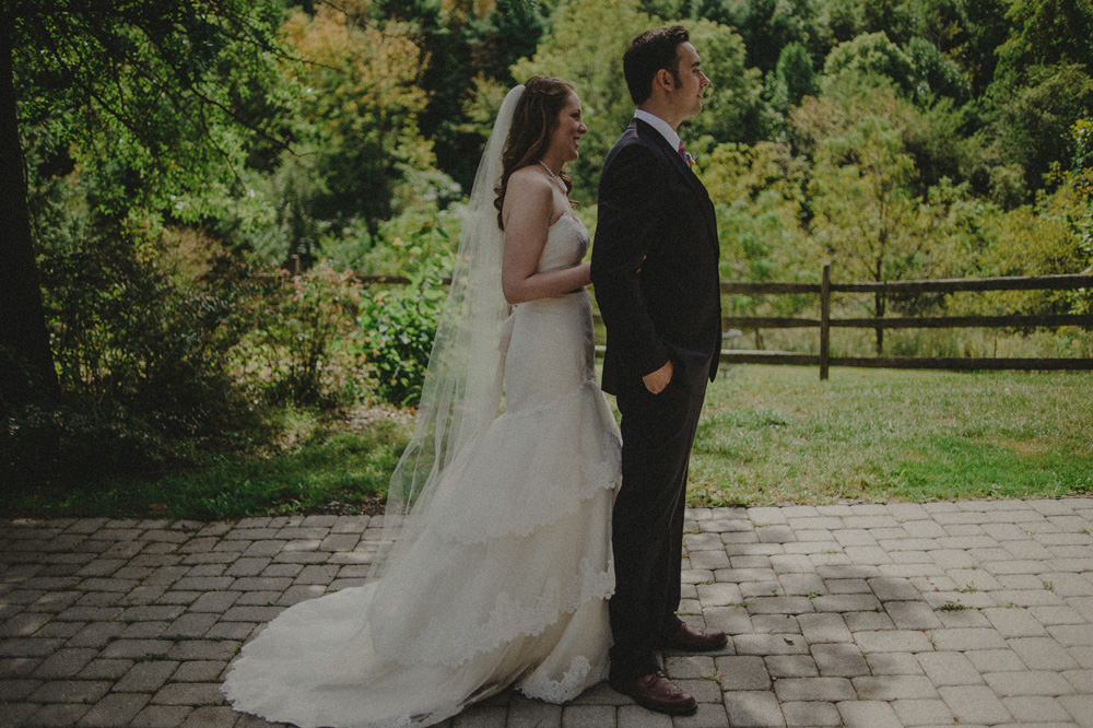 Glasbern Inn wedding