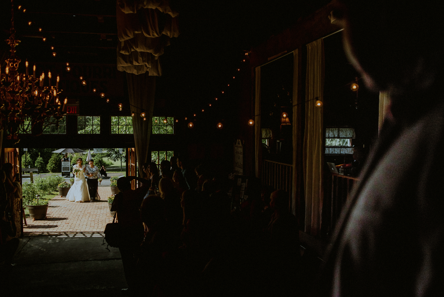 authentic barn wedding oxford nj