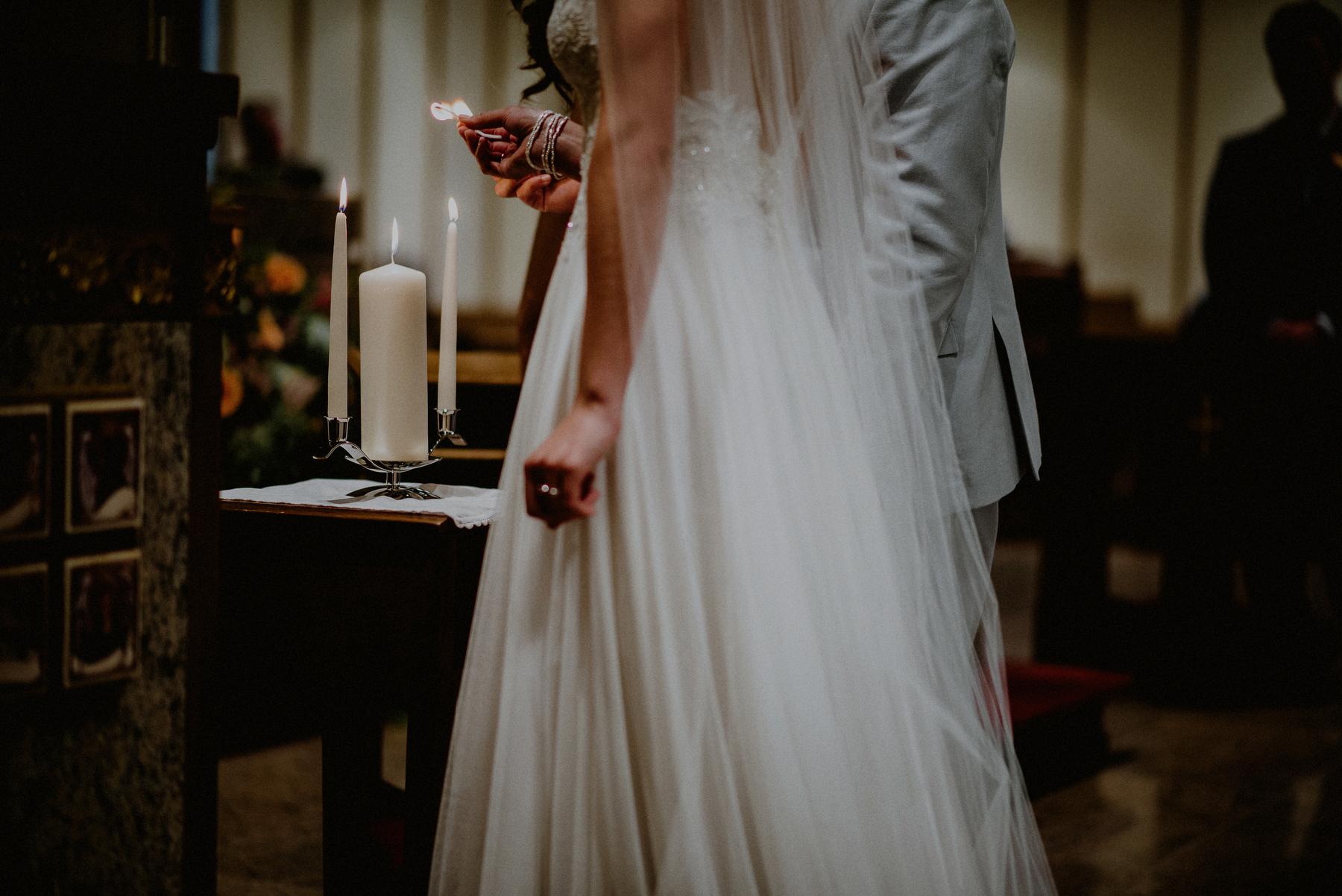 intimate wedding photos