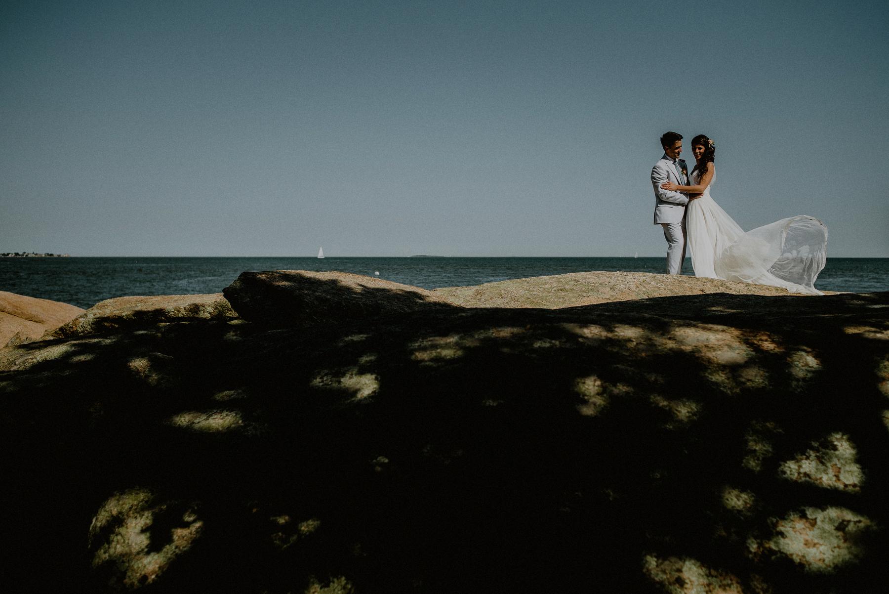 private island wedding