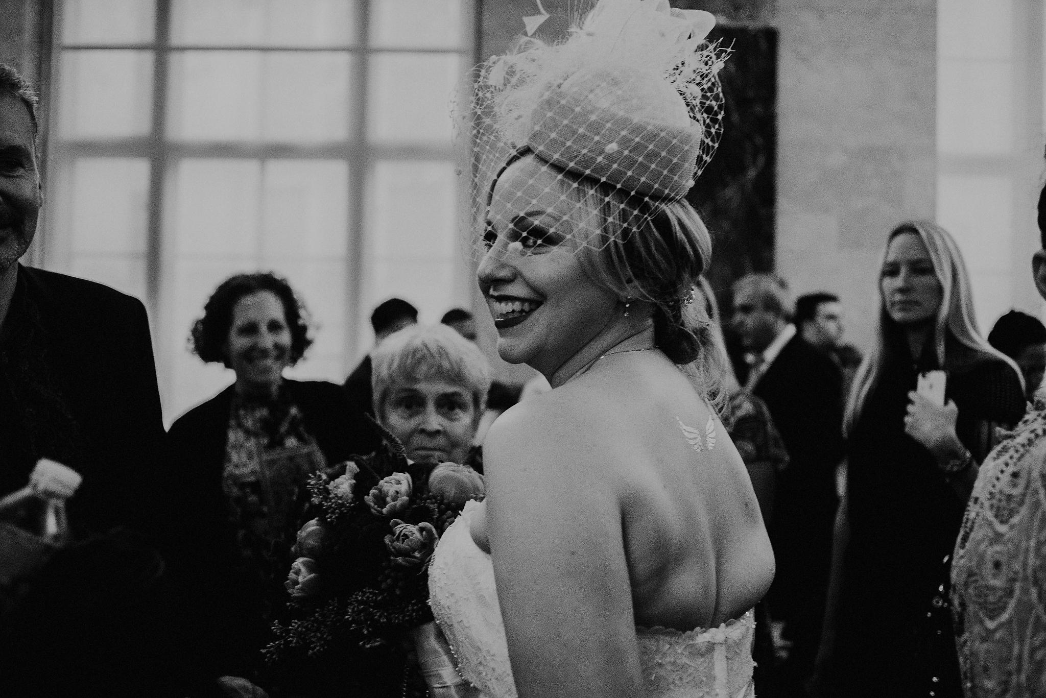 nyc hall wedding photos