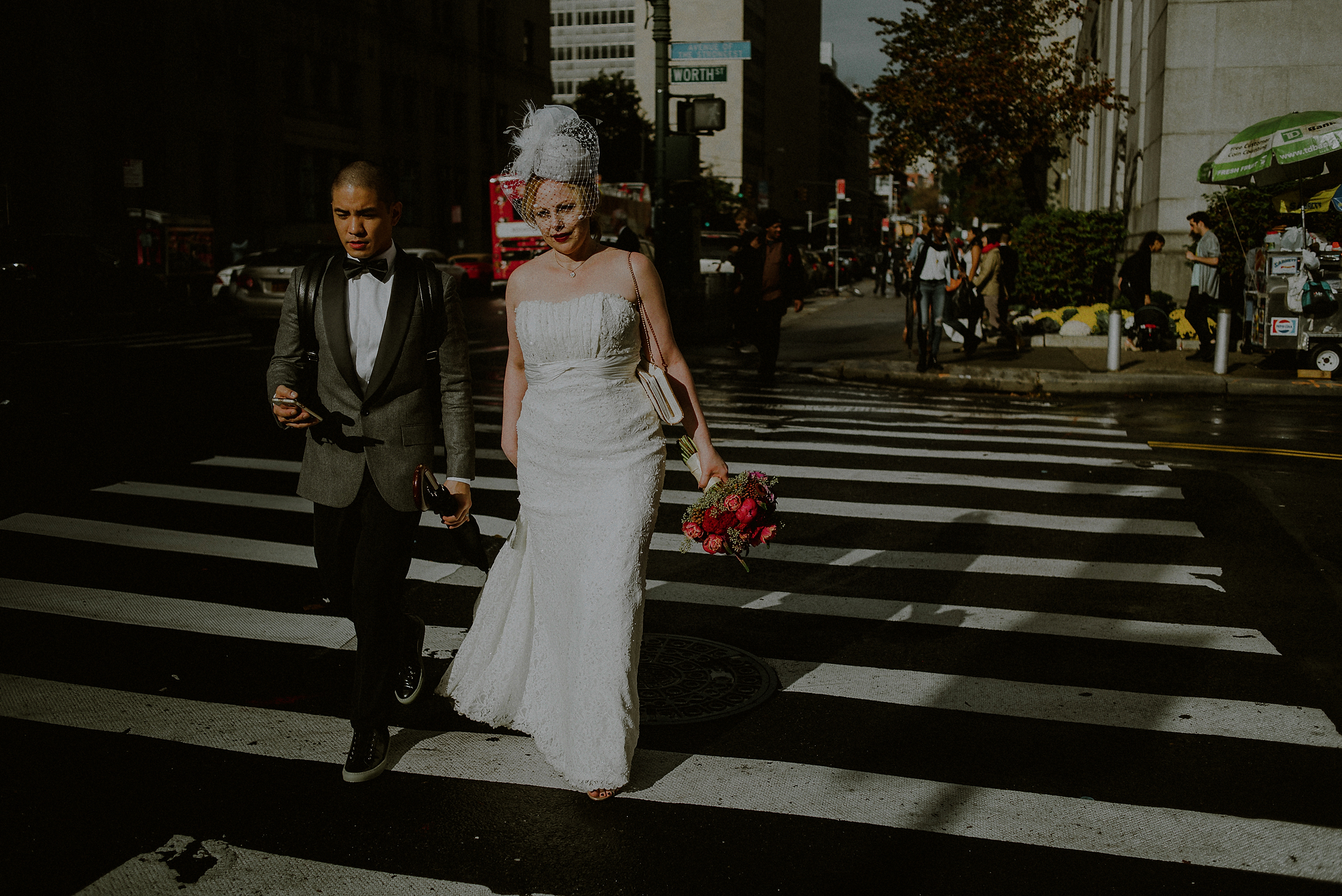 nyc hall wedding