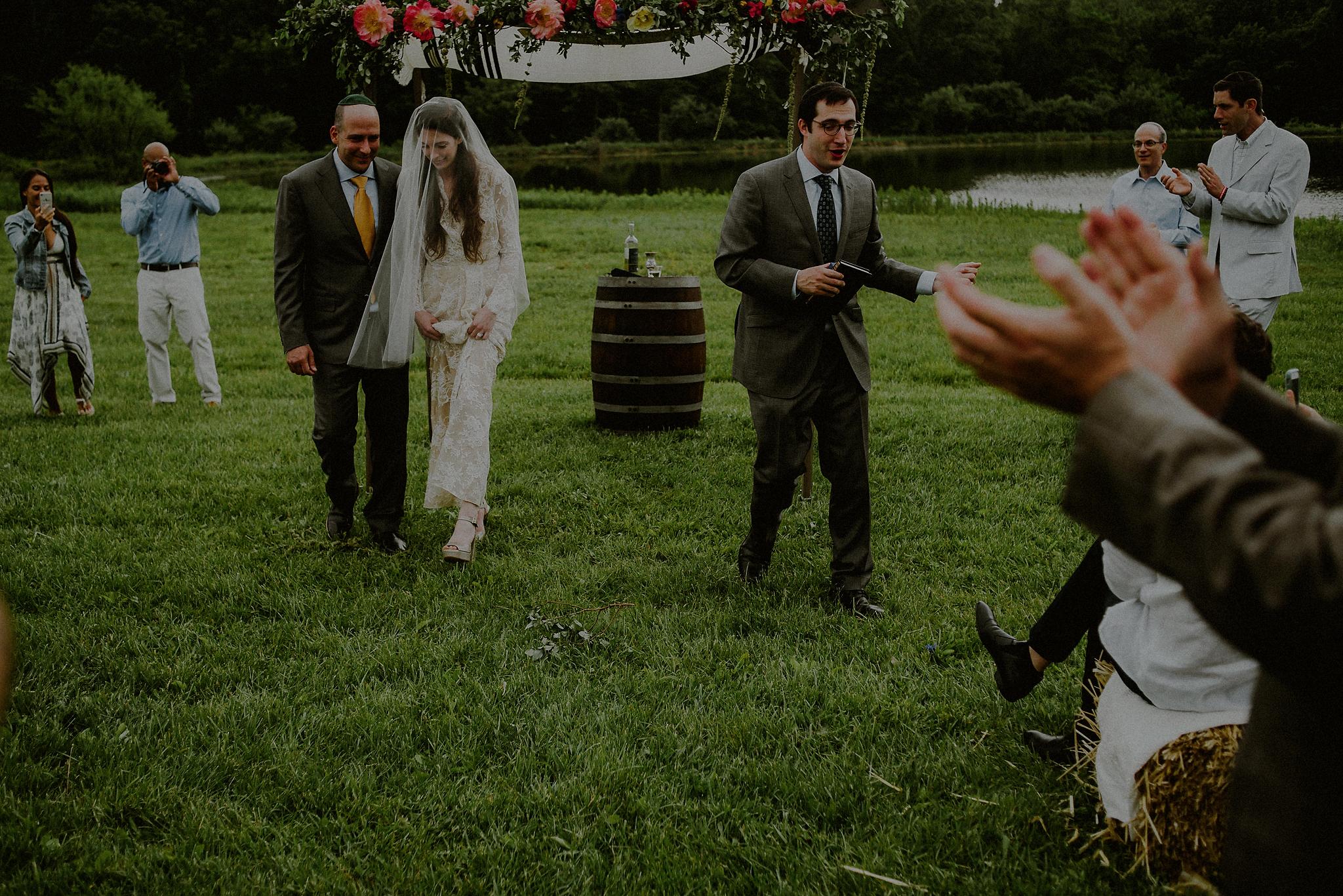 jewish farm wedding