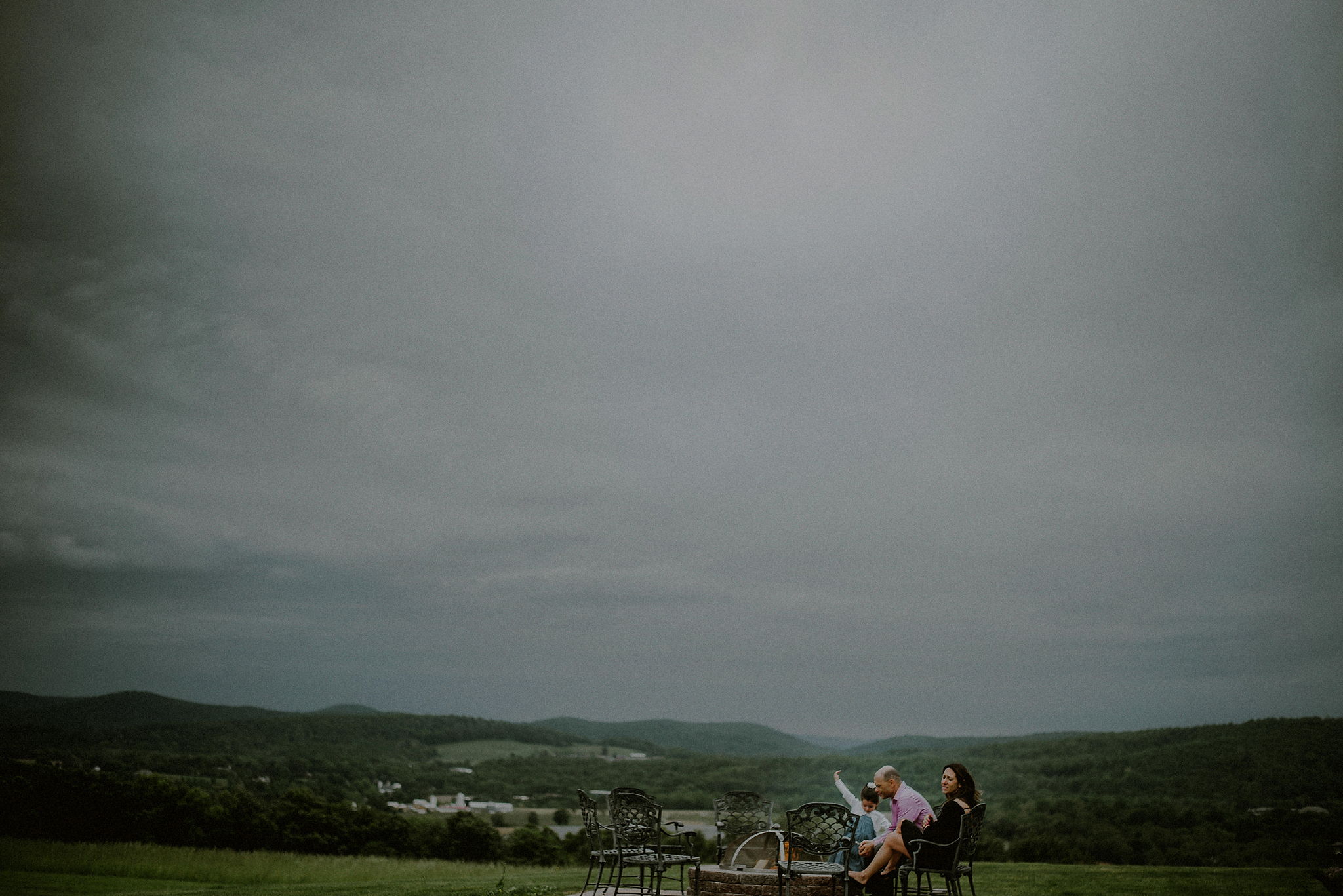 beautiful wedding view