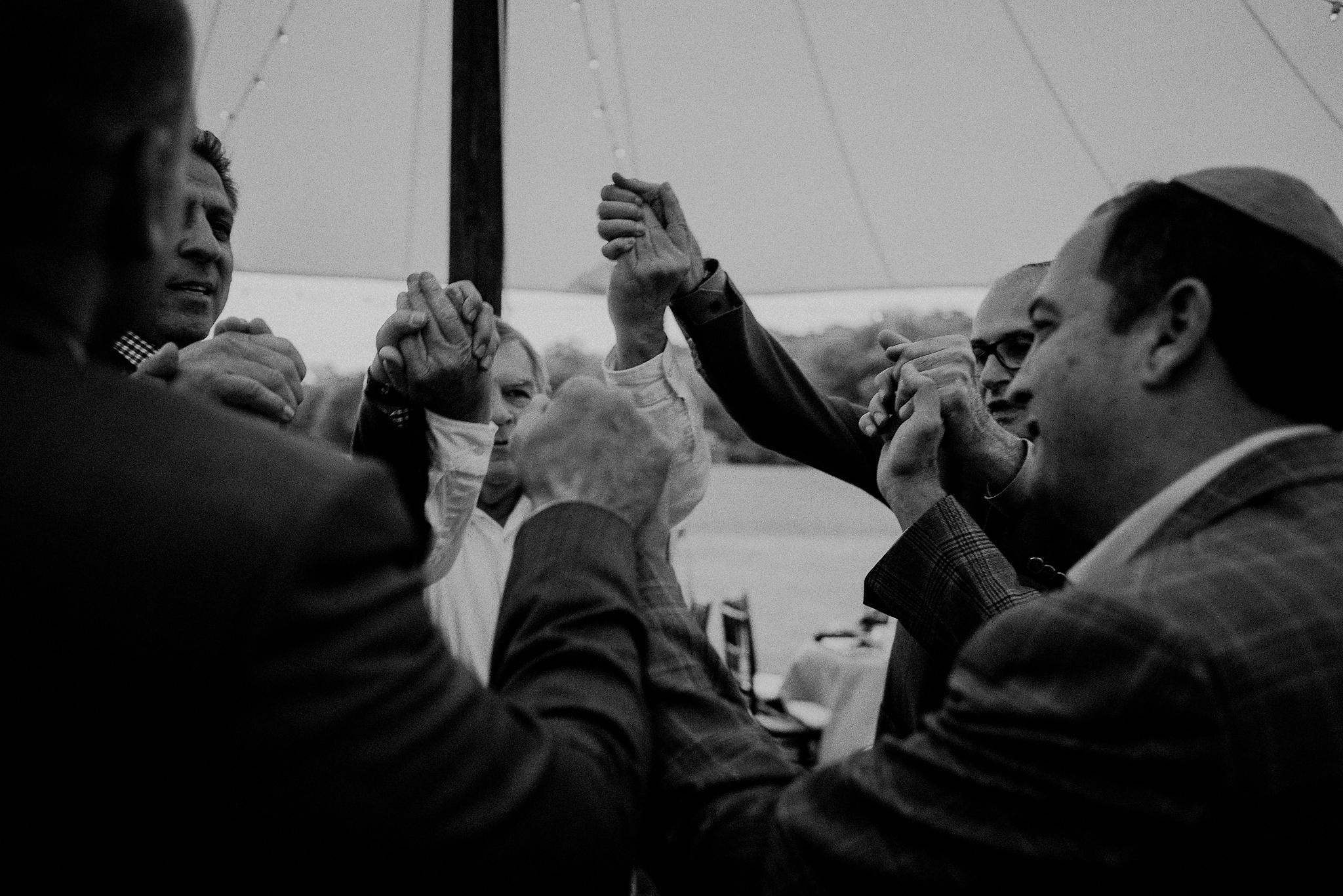 Orthodox jewish wedding photos