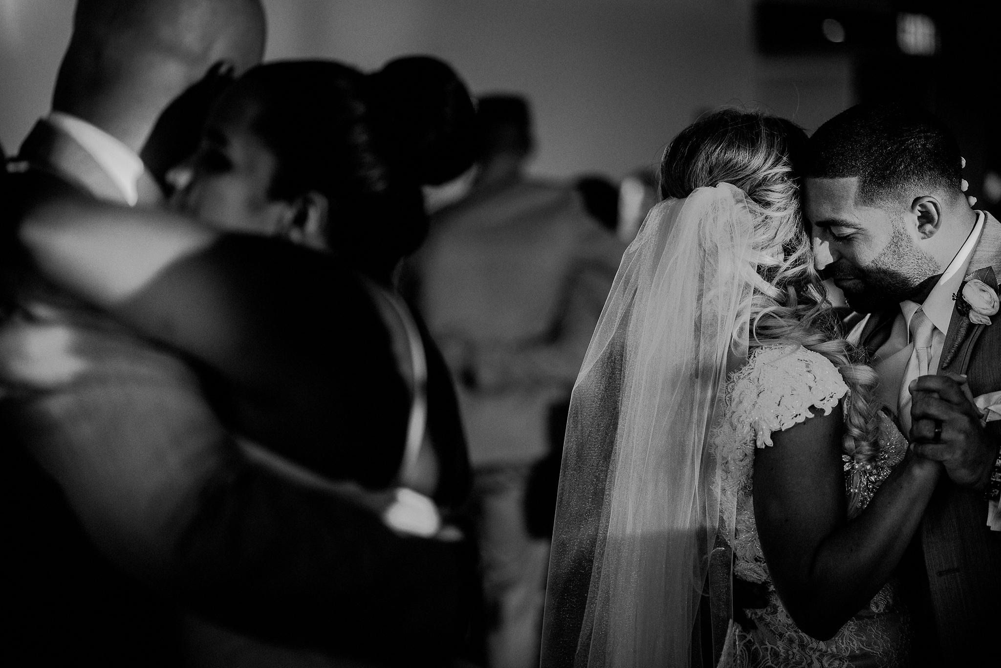 emotional first dance photos