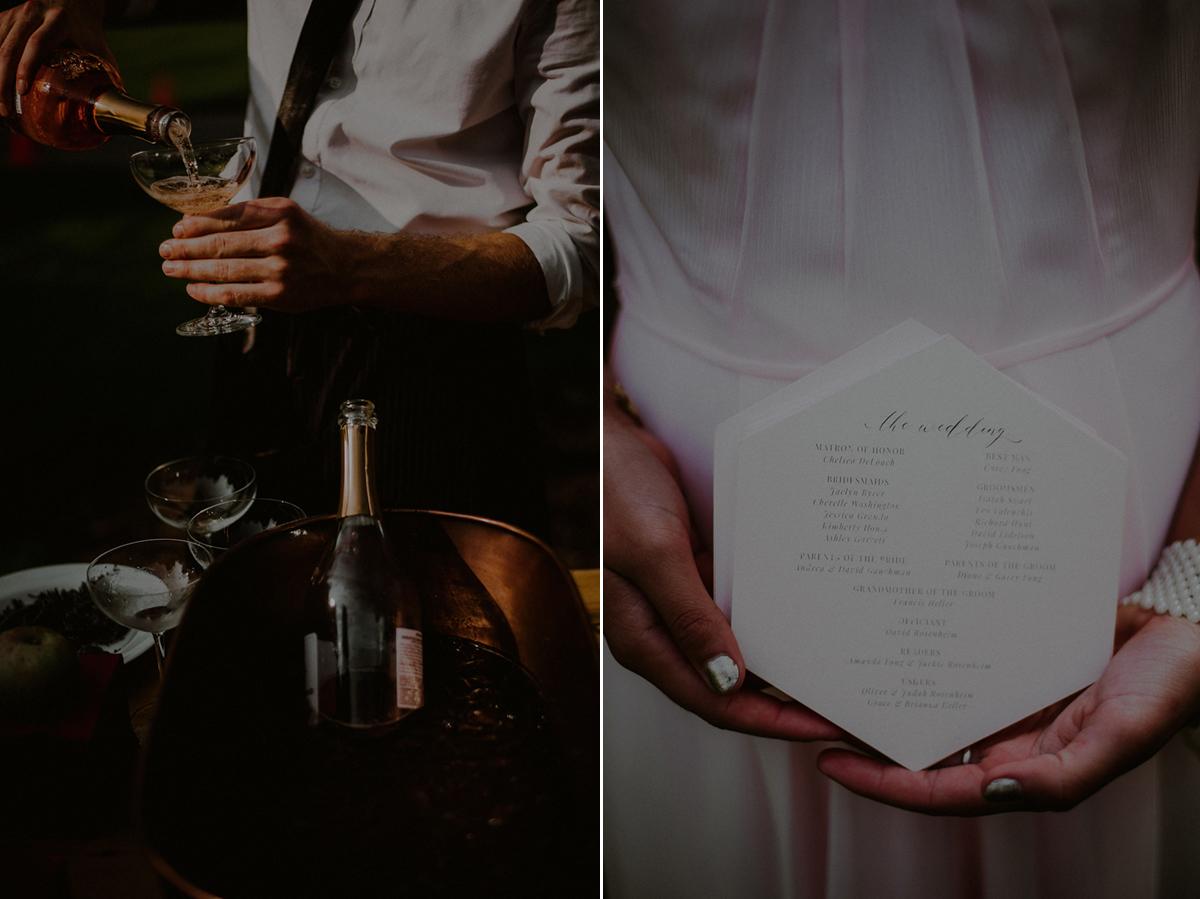 tuscany theme wedding