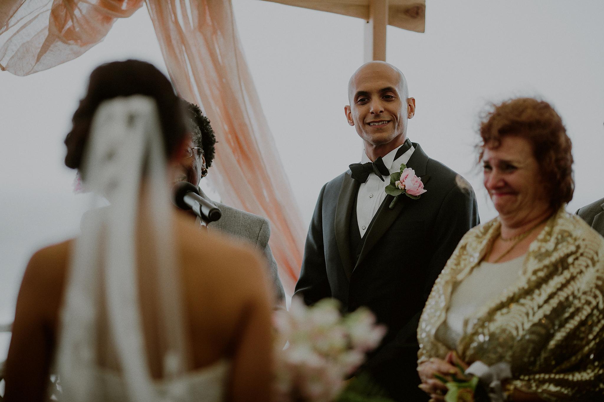 sophisticated wedding in hamptons