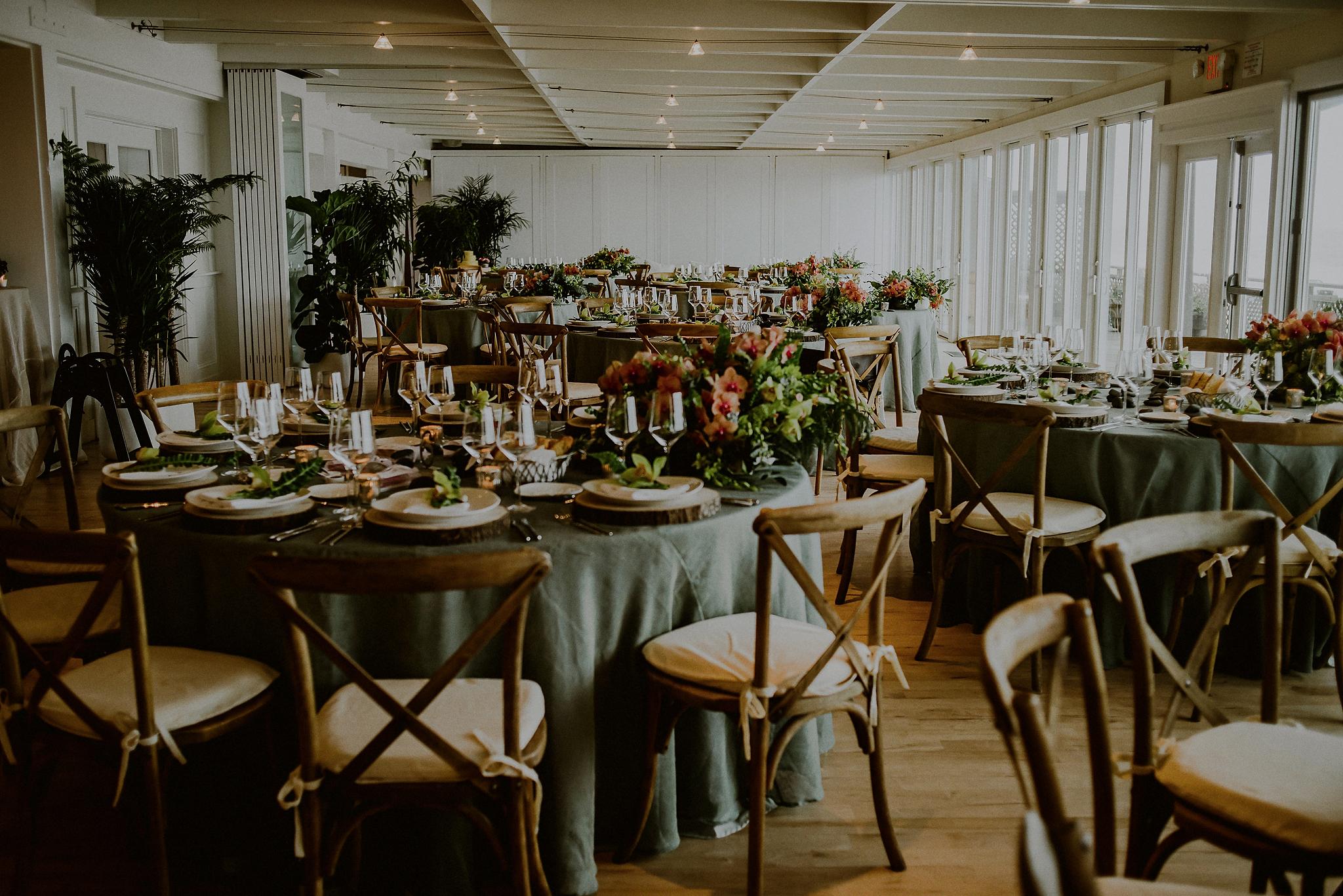 bridgehampton tennis club wedding