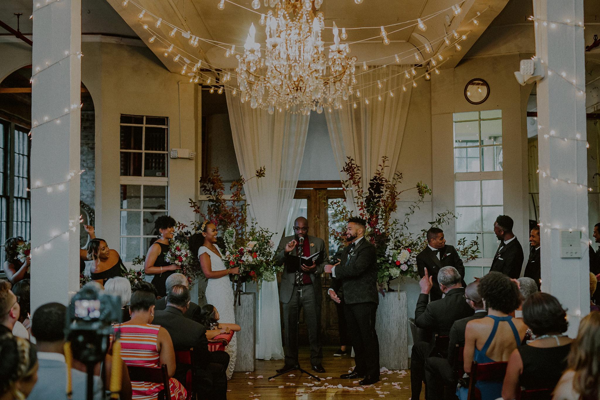 socially conscious wedding