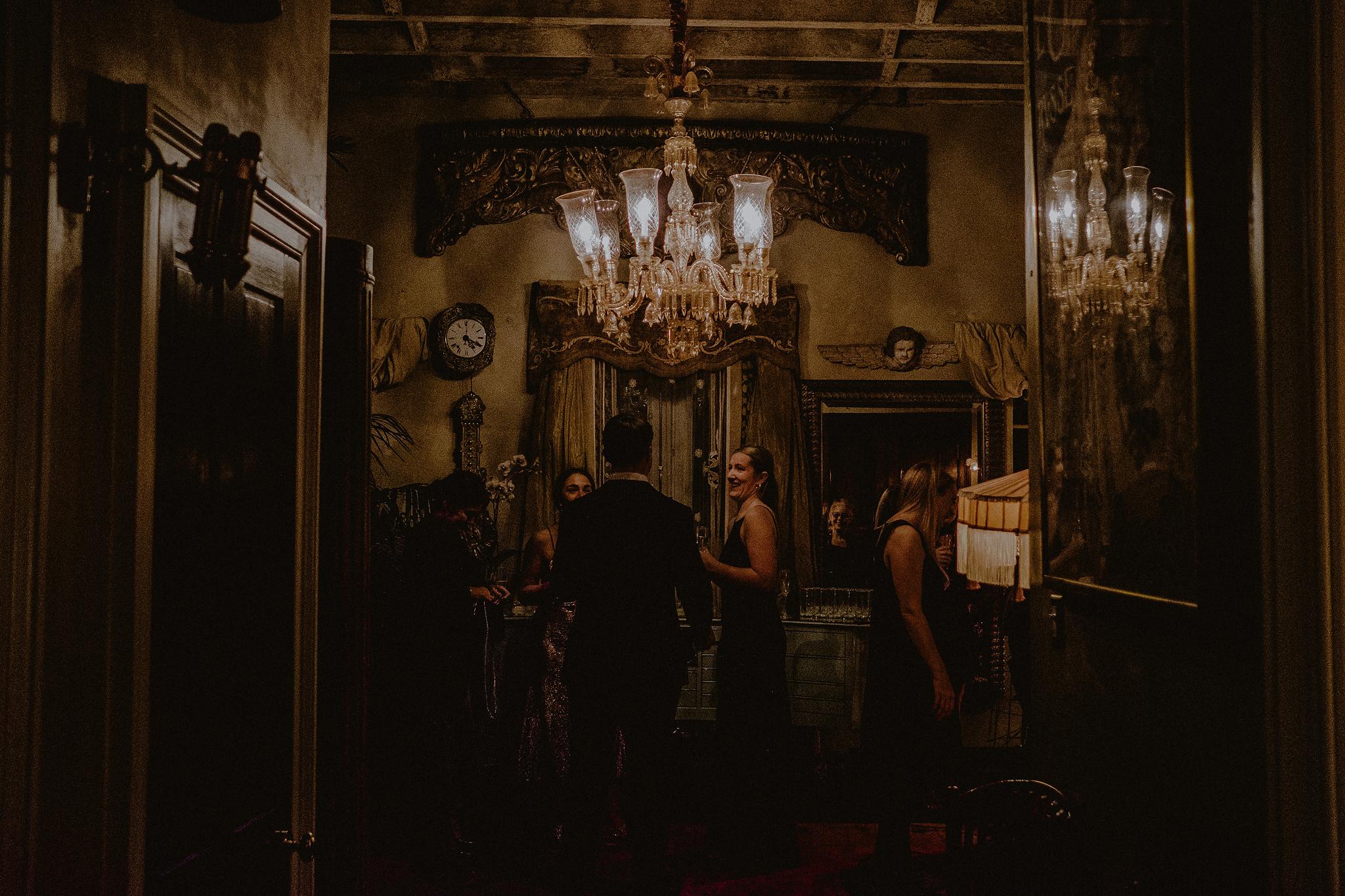 nyc townhouse wedding