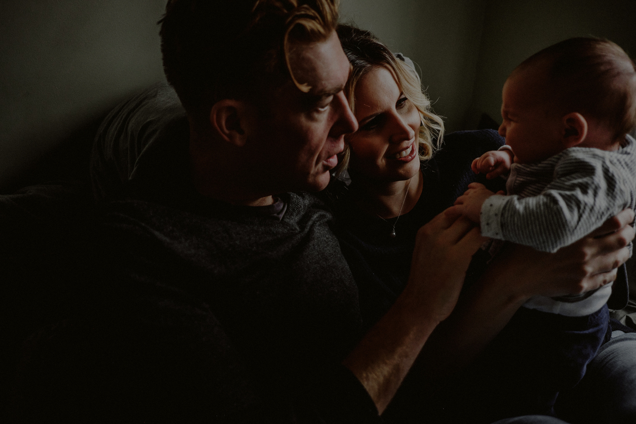 candid family photography