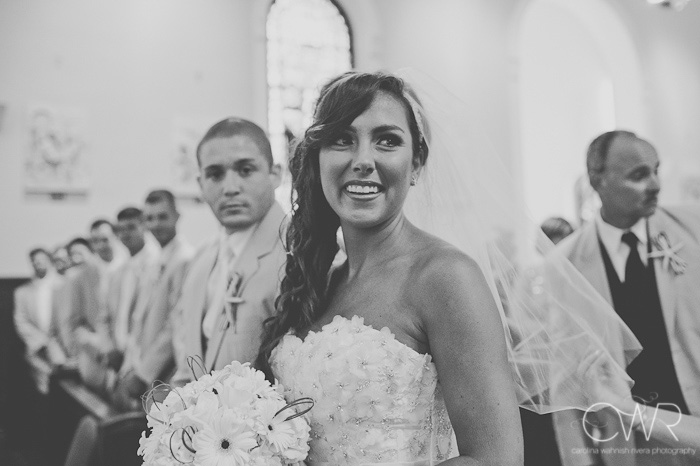 St Mary of the Lake church wedding 3