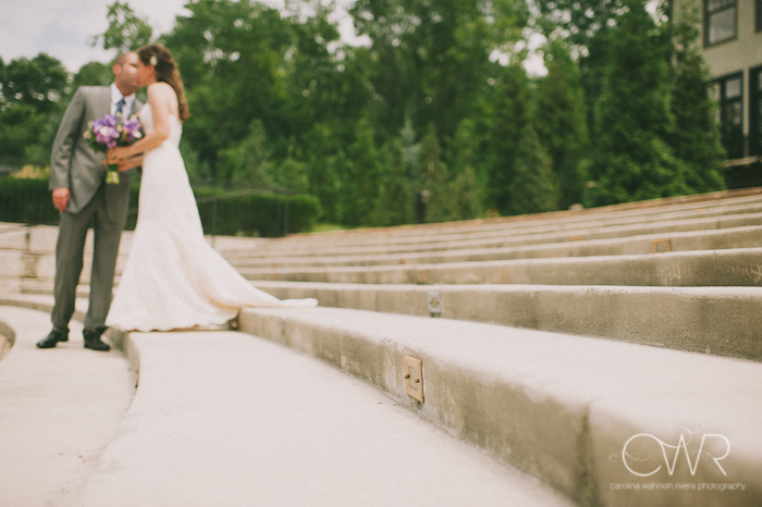 Lake House Inn Perkasie PA Wedding: bride and groom first look tradition