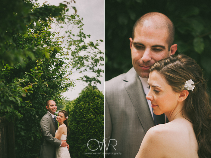 Lake House Inn Perkasie PA Wedding: bridal portraits