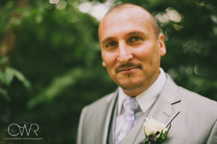 Olde Mill Inn Basking Ridge NJ Wedding: Groom portrait