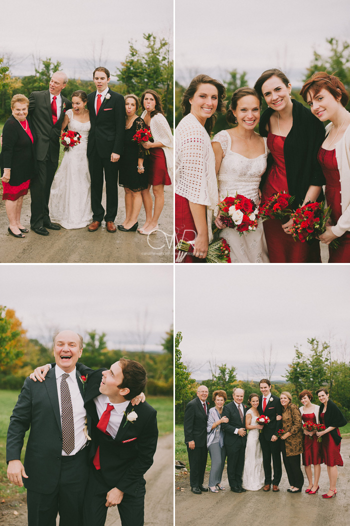 artistic wedding photos funny family portraits