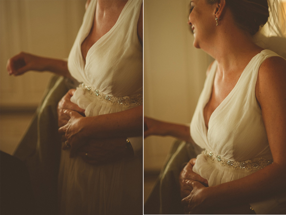 romantic weddings in new york, photo of pregnant bride