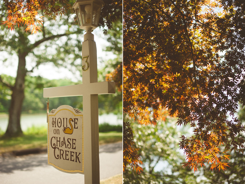 Bed and Breakfast in Shelter Island for fall New York wedding