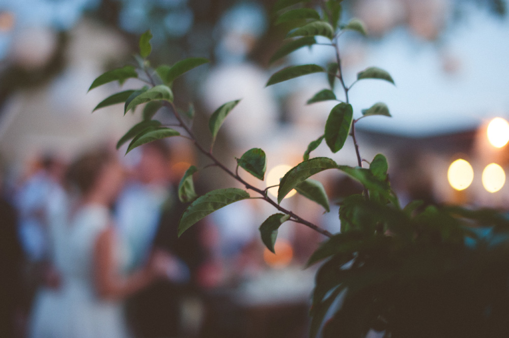 outdoor wedding reception creative photo of details