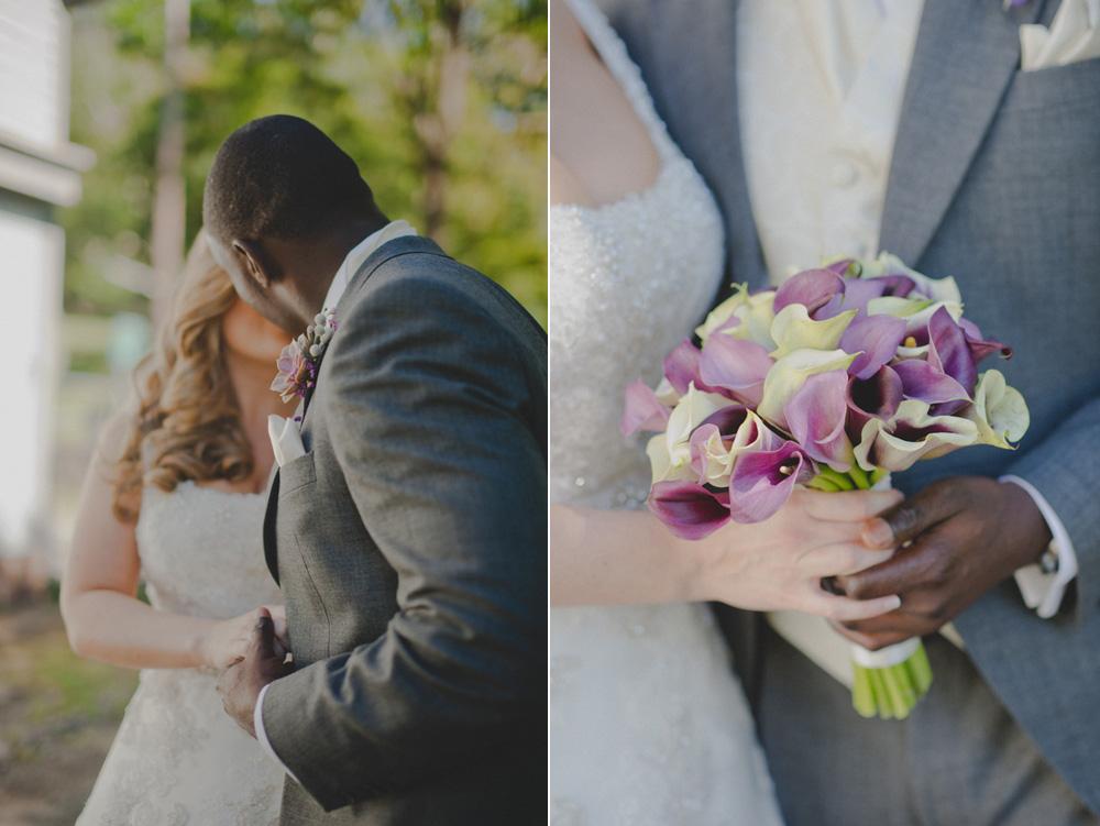 Fiddler's elbow wedding photos