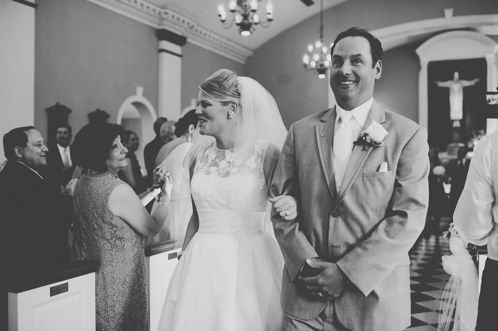 Church of Christ the King NJ wedding