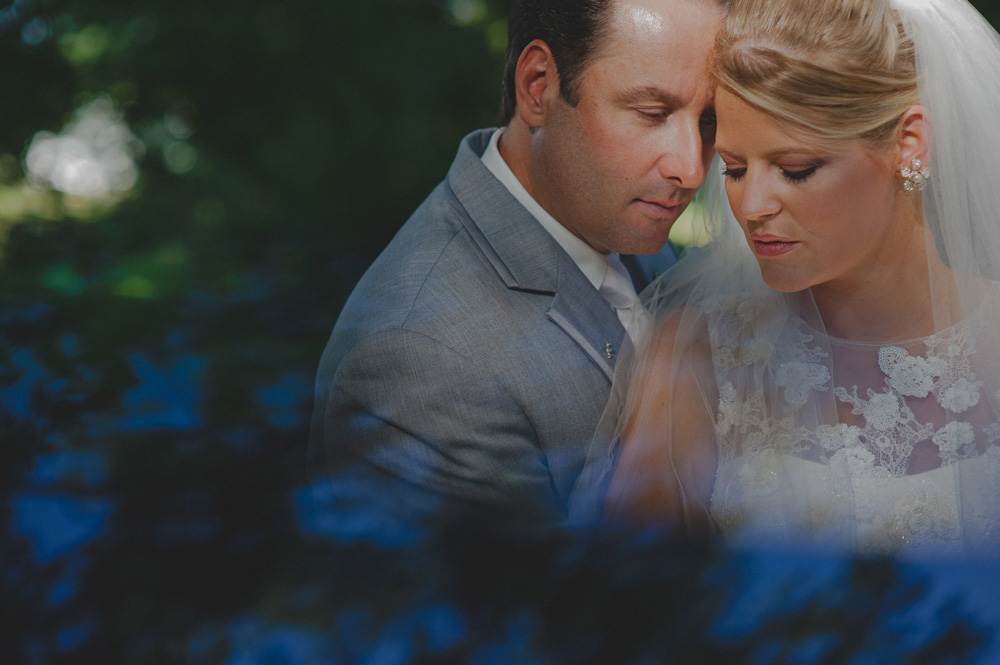 Harding Township creative wedding photography