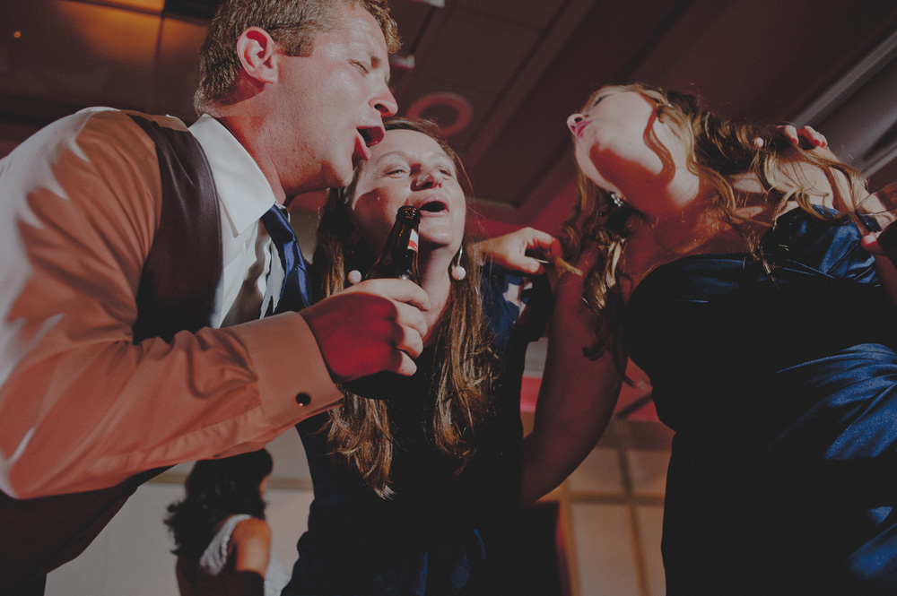 fun wedding reception photos in nj