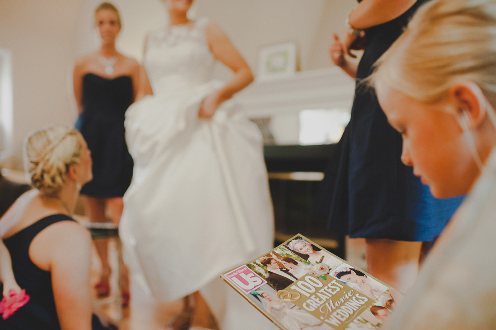 new jersey creative wedding photos