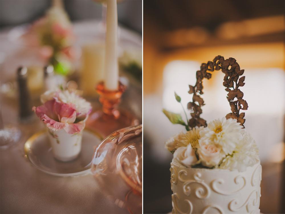 unique wedding tablescapes