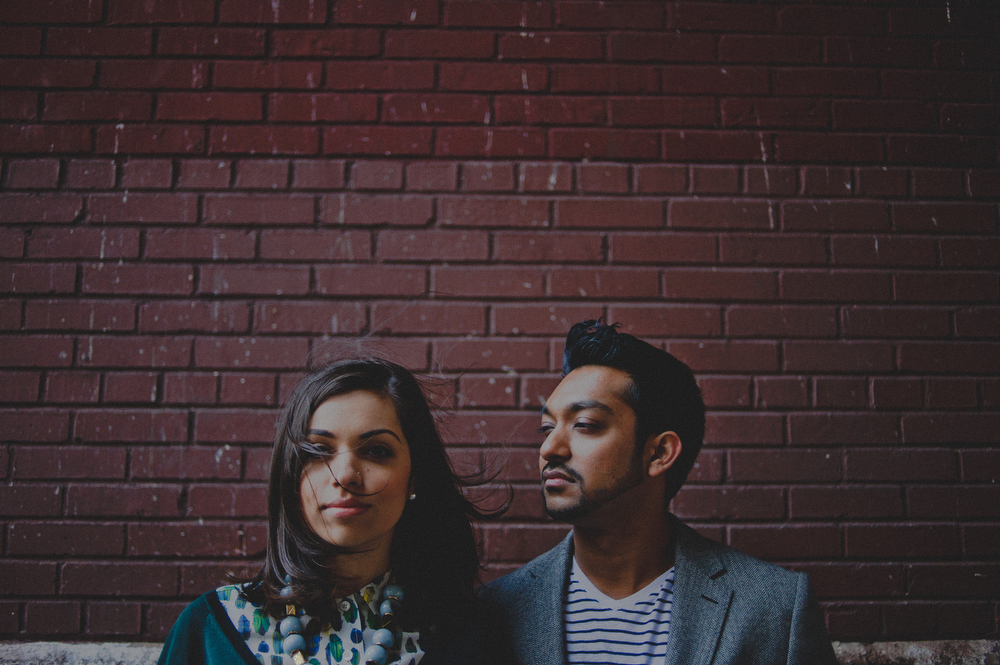 meatpacking nyc engagement photos