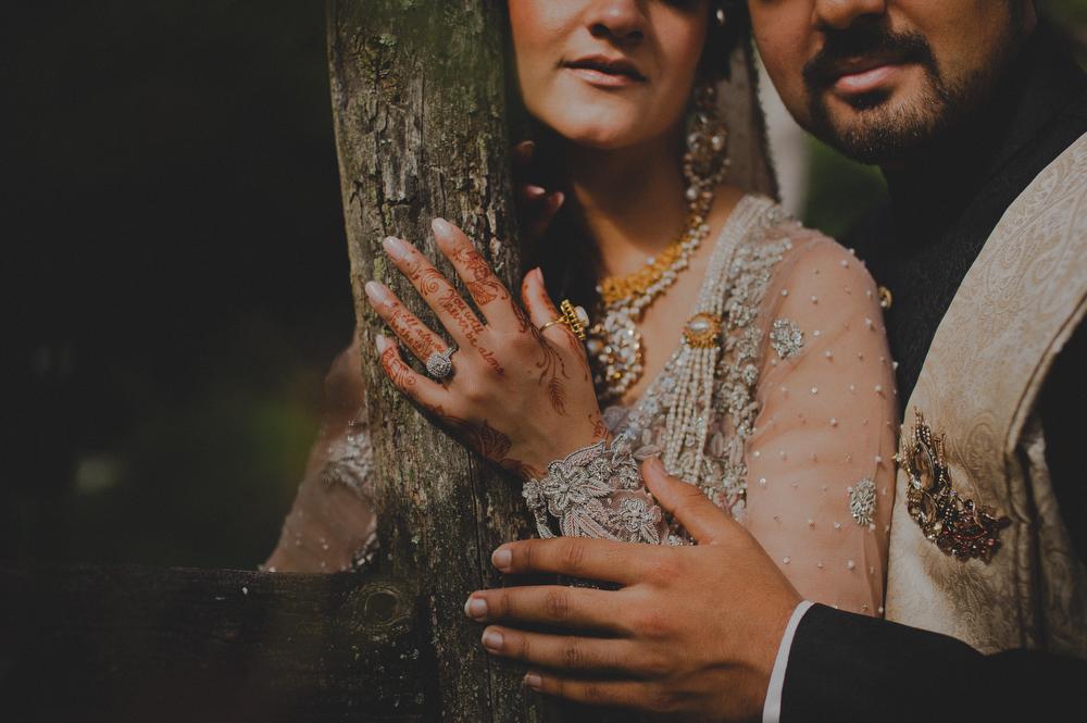 creative wedding henna
