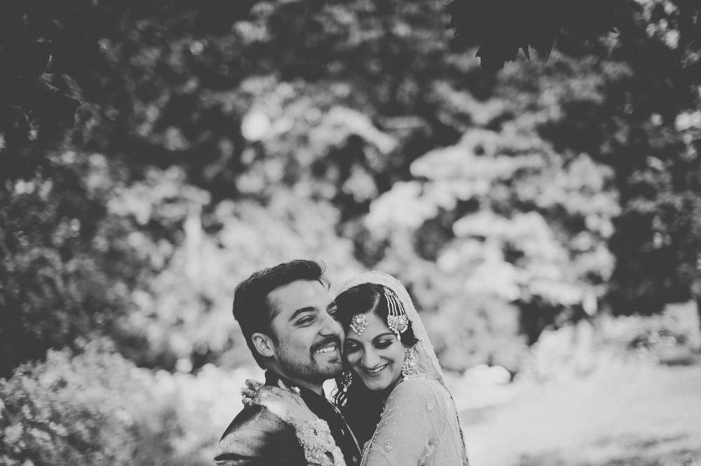 nontraditional muslim wedding photos