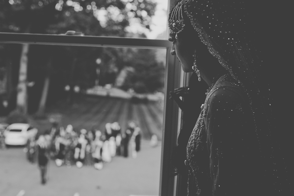 creative wedding photojournalism