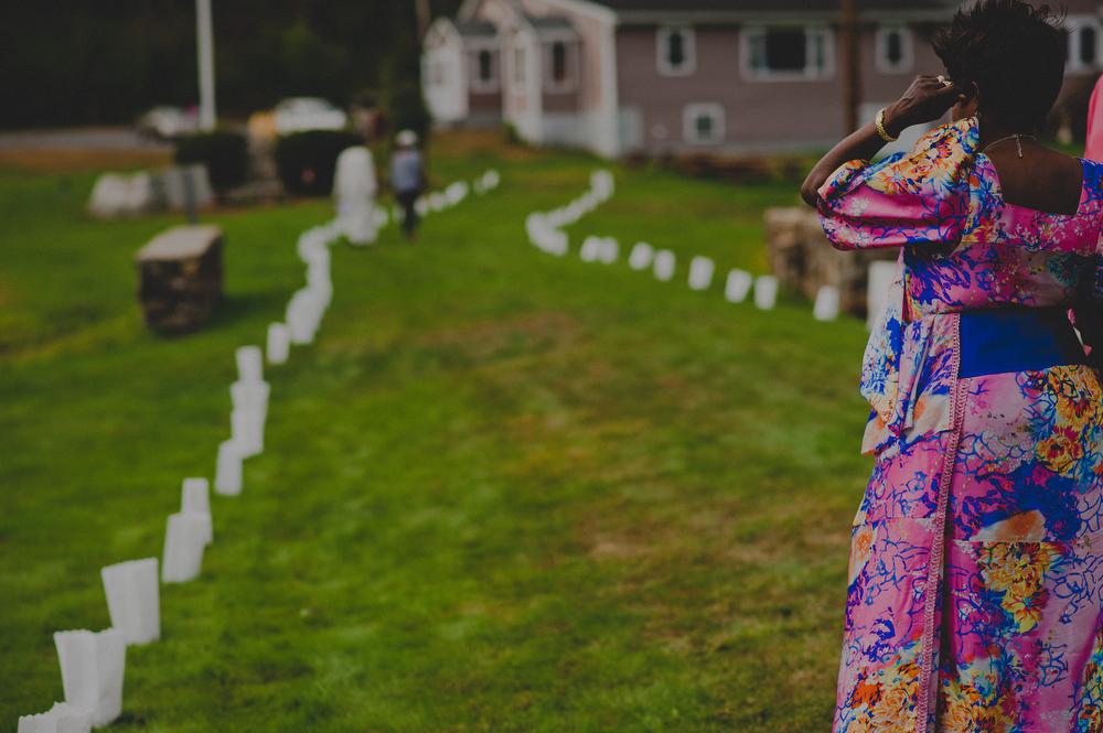 massachusetts wedding in autumn
