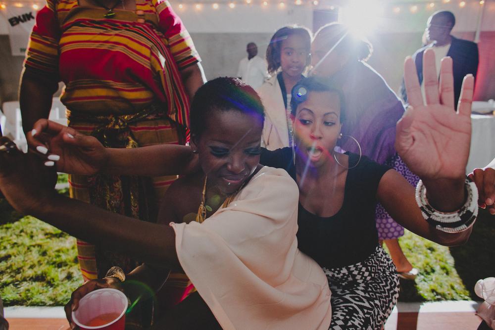 midnight dancing at wedding