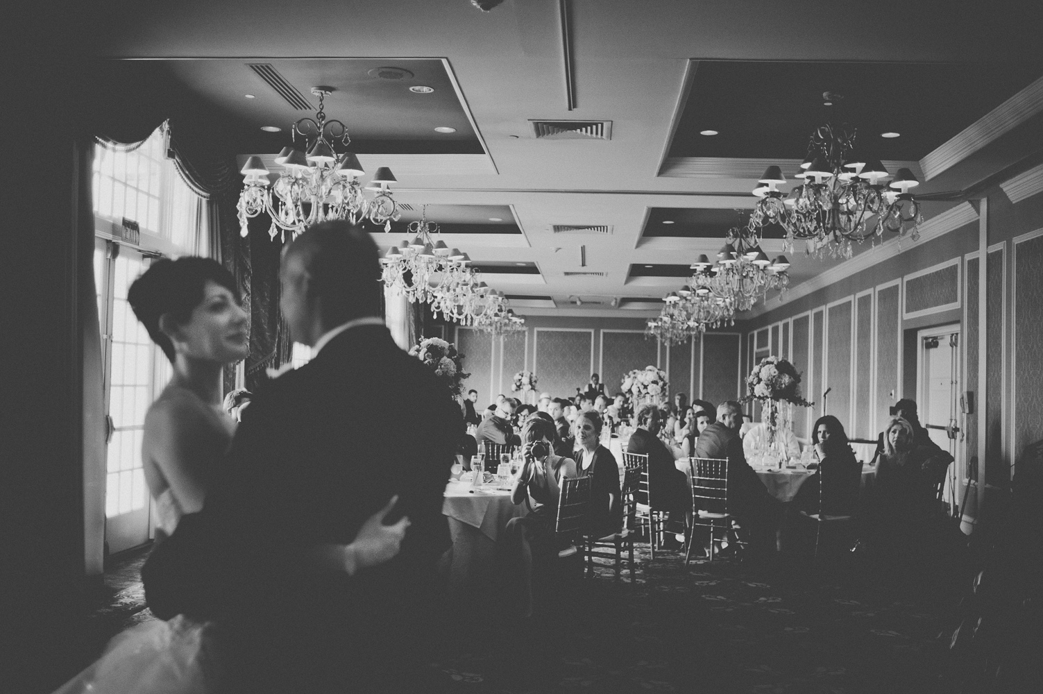 intimate wedding in PA