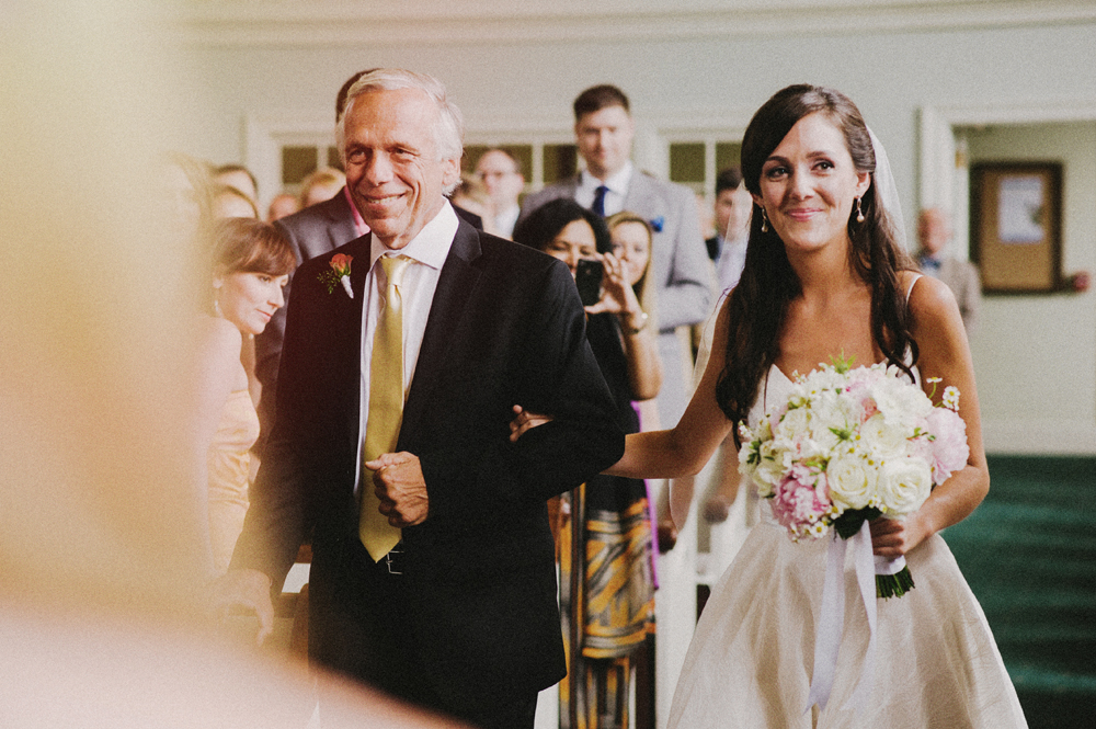 Liberty Corner Presbyterian Church wedding