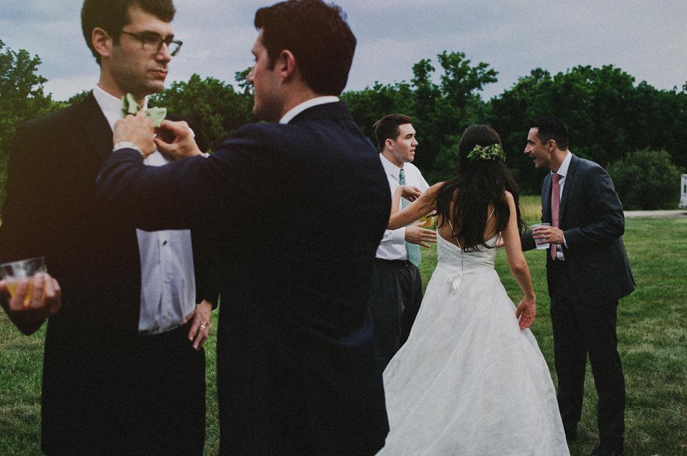 nj outdoor tented wedding reception
