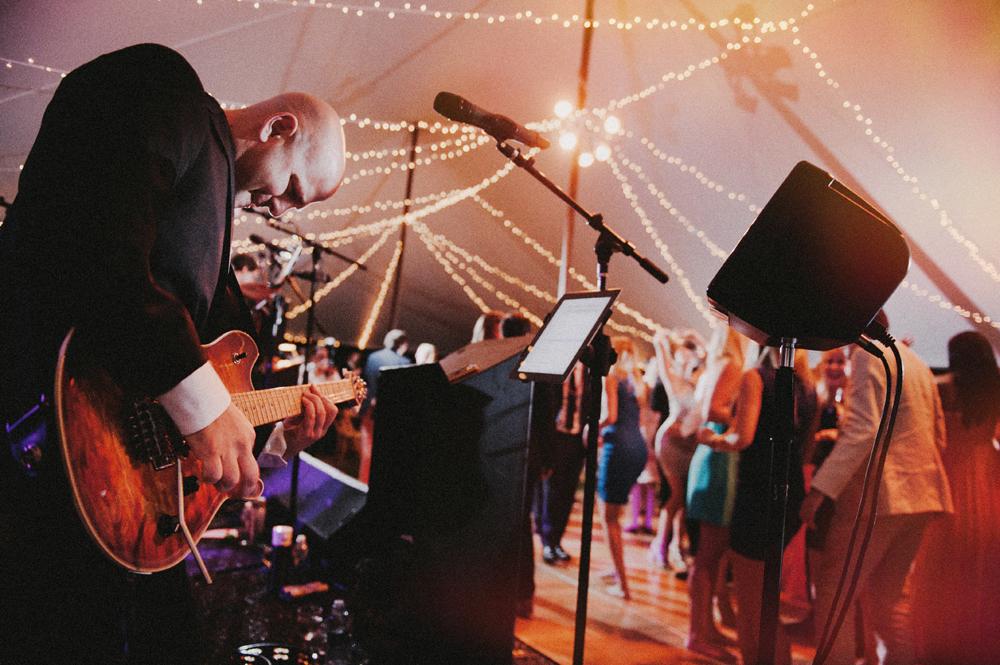 tented wedding photos