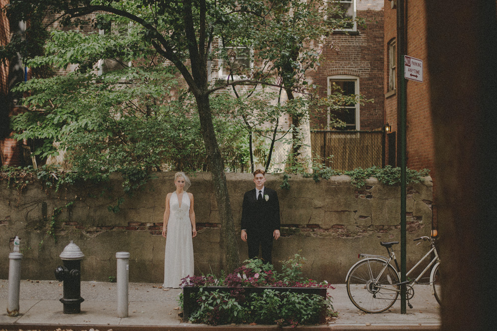 greenwich village wedding