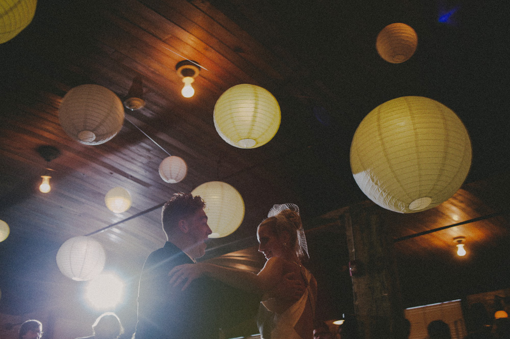 hoboken beer garden wedding photos