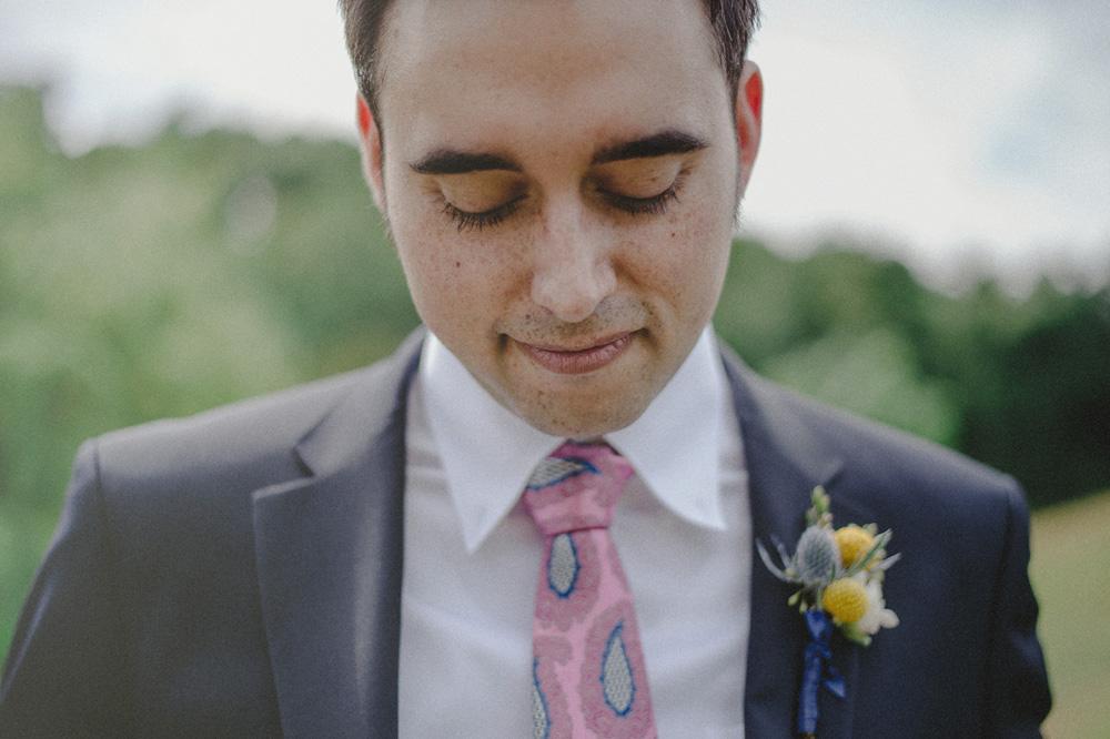 rustic PA wedding