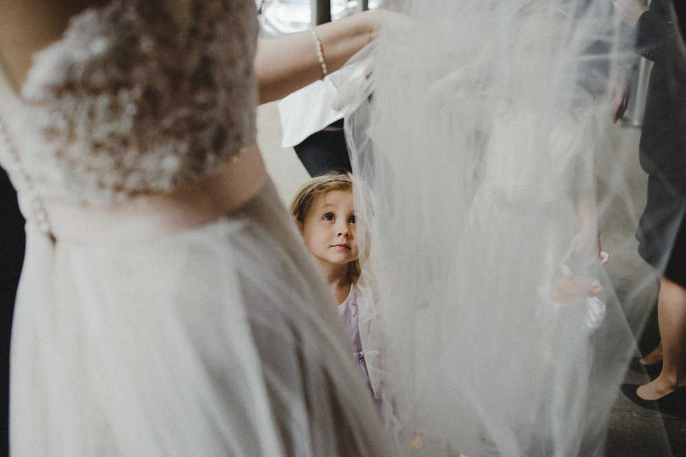 beautiful nyc church wedding