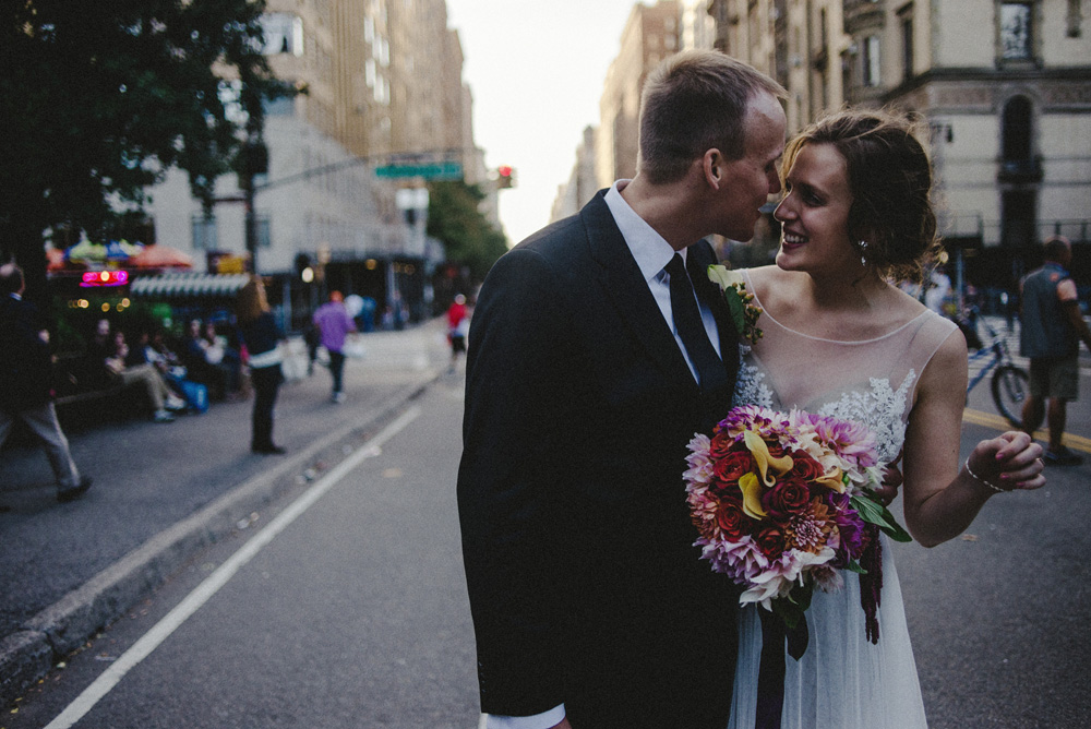 nyc organic wedding photographer