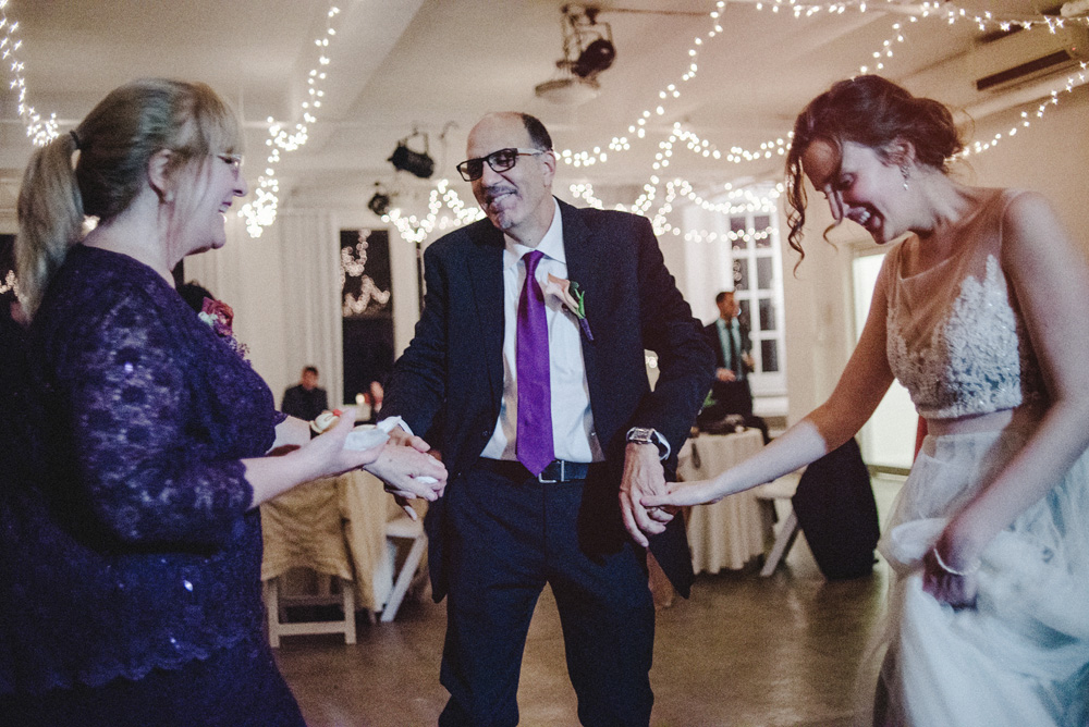 nyc cocktail party wedding